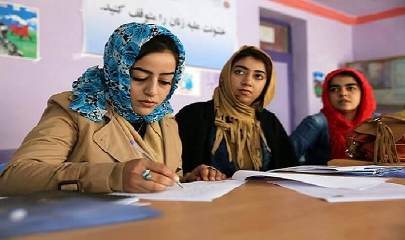 afghan university ranking