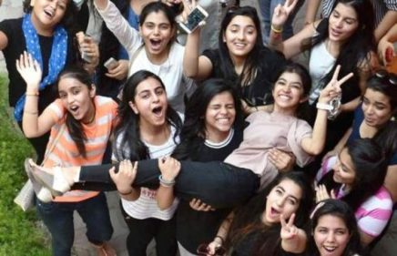 HSC result with 75 percent of SSC and 25 percent of JSC