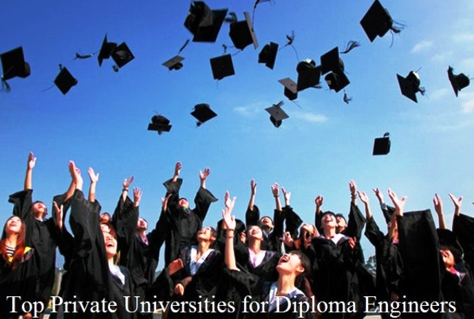Top Private Universities for Diploma Engineers