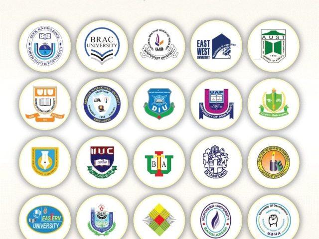 Top-20-private-universities-in-bangladesh-2019