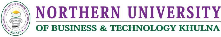 Northern University of Business & Technology, Khulna Logo