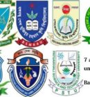 7 agricultural universities