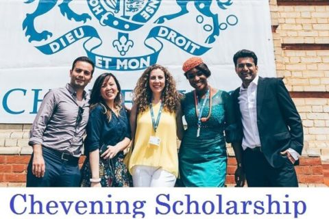 Chevening UK Scholarships for International Students
