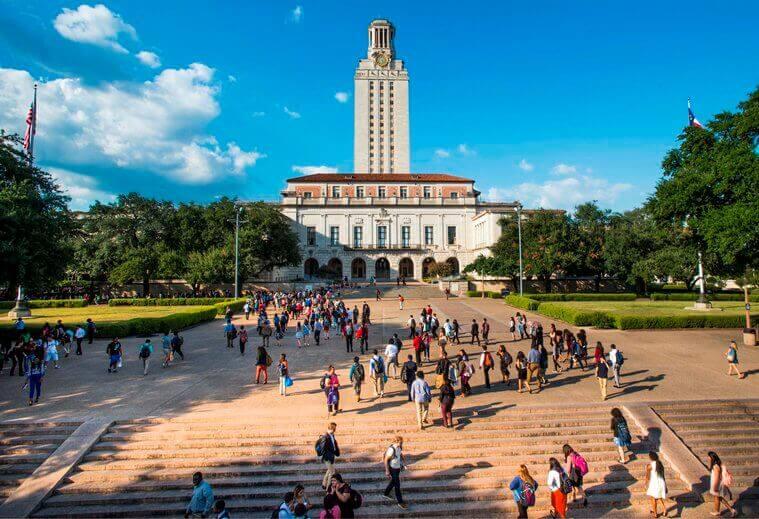 Best Universities in Texas, USA