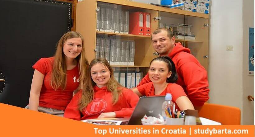 Top Universities in Croatia   Croatia University Rankings