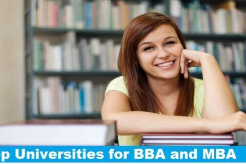 Top Universities for BBA and MBA